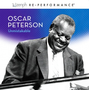 Oscar Peterson Cover Unmistakable
